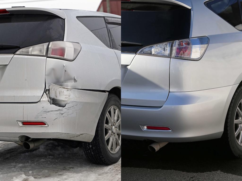 自動車の修理